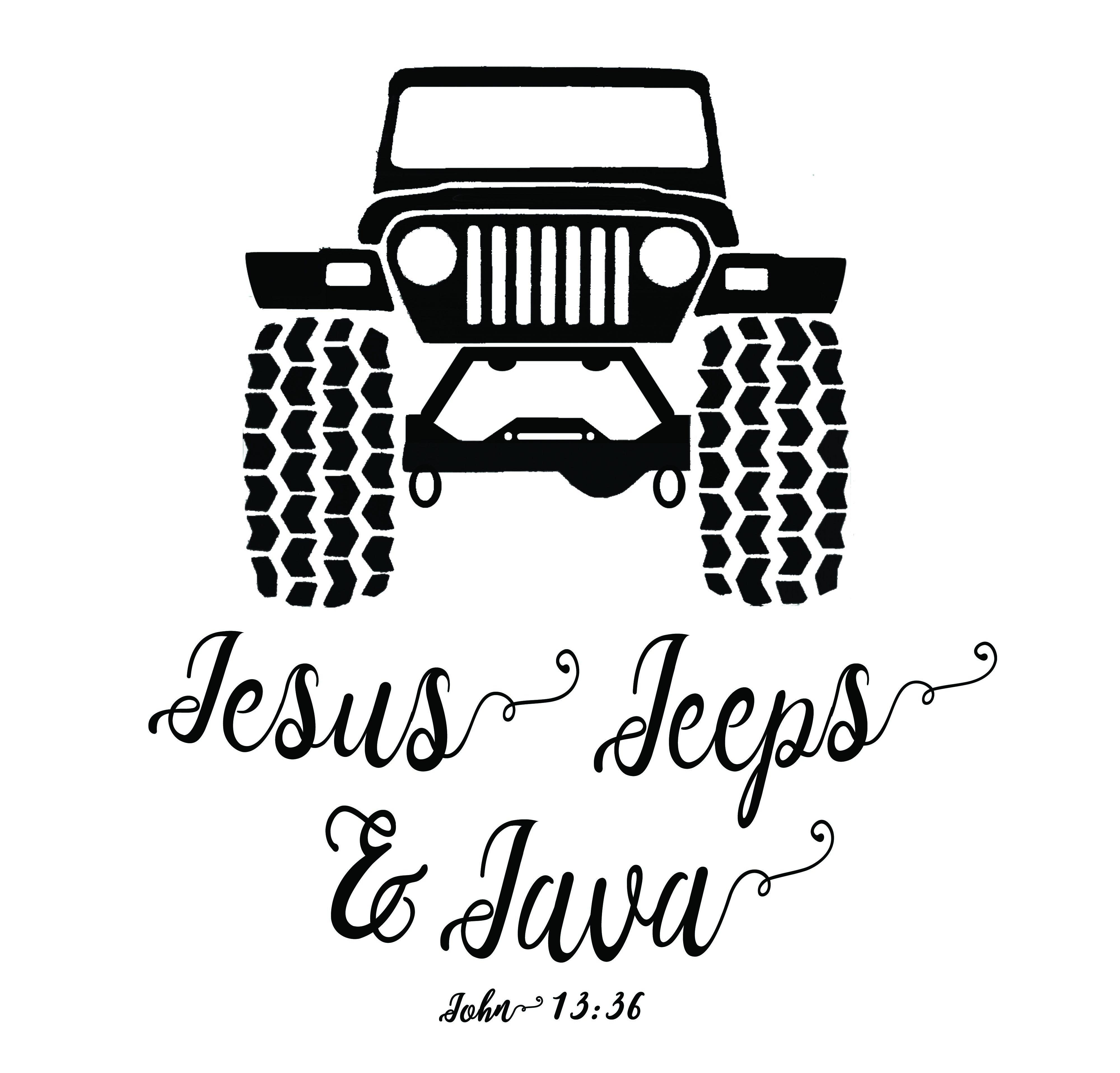 Jesus, Jeeps & Java